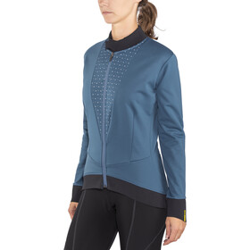 Mavic Sequence Thermo Jas Dames, majolica blue
